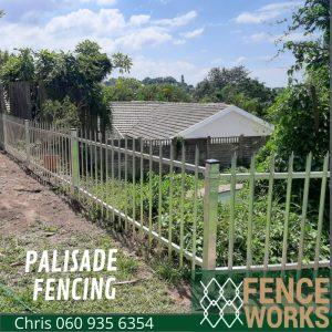 fenceworks palisade fencing