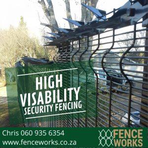 fenceworks high vis fencing