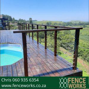 fenceworks deck