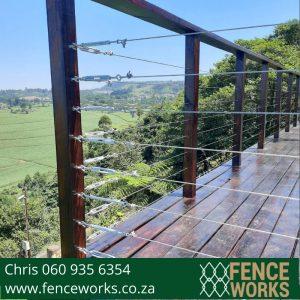 fenceworks railings and decks